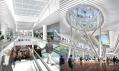 Transbay Transit Center v San Francisku od Pelli Clarke Pelli Architects