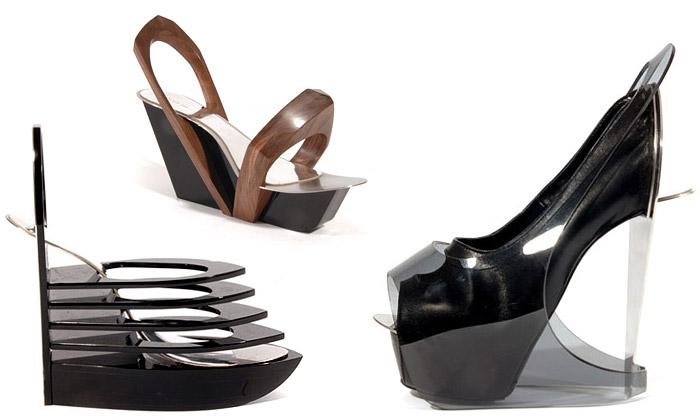 Chau Har Lee přichází sextravagantní kolekcí obuvi