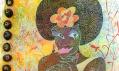 Chris Ofili vbritské galerii Tate Britain