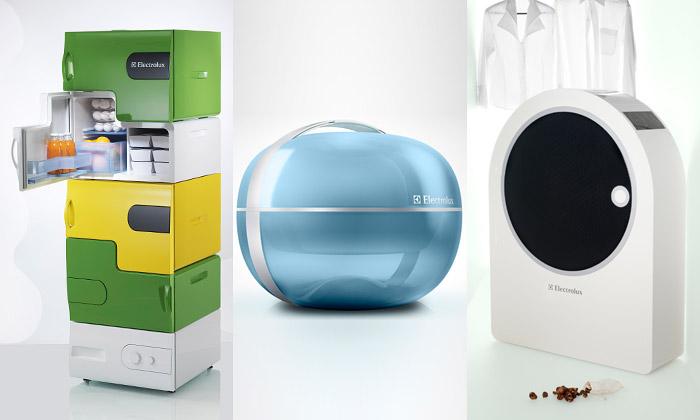 Electrolux Design Lab hledá studentské nápady
