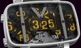 Mechanické hodinky sdigitálním časem 4N MVT01/D01/42 odznačky 4N
