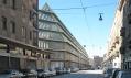 Budova Porta Volta nadace Giangiacomo Feltrinelli od Herzog & de Meuron