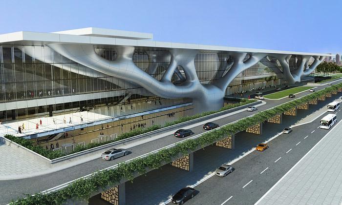 Katar staví největší kongresové centrum jihu Asie