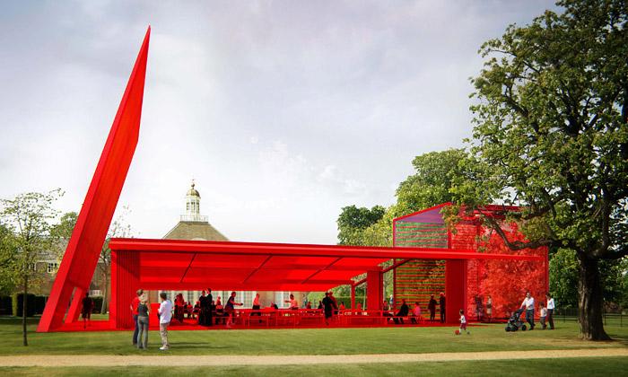 Jean Nouvel postaví pavilon pro Serpentine Gallery