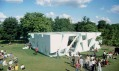 Pavilon Serpentine Gallery a Toyo Ito