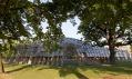Pavilon Serpentine Gallery a Oscar Niemeyer
