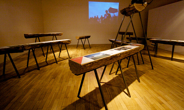 Severská vize prostoru navýstavě Take Nord Shape