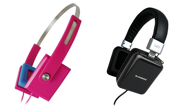 Zumreed uvádí dvojici hranatých retro sluchátek