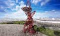 Vítězné umělecké dílo ArcelorMittal Orbit pro Londýn 2012 aumělec Anish Kapoor
