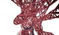 Vítězné umělecké dílo ArcelorMittal Orbit pro Londýn 2012 a umělec Anish Kapoor
