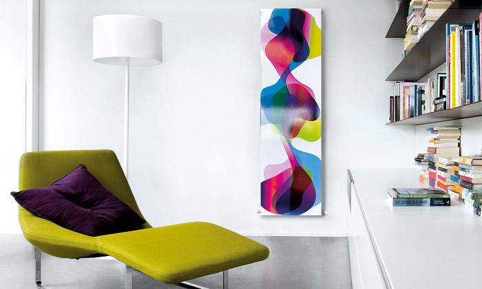 Karim Rashid navrhl kolekci radiátorů pro Caleido