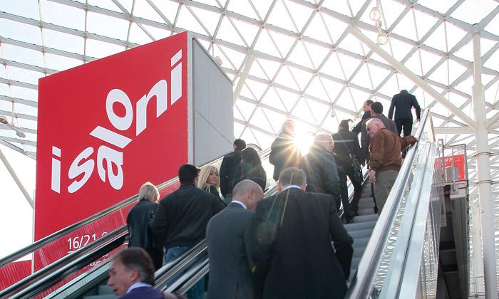 Miláno otevírá gigantický designový veletrh ISaloni