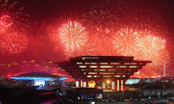 Začala výstava architektury idesignu Expo 2010