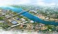 Plán pětikilometrového Expo 2010 v Šanghaji