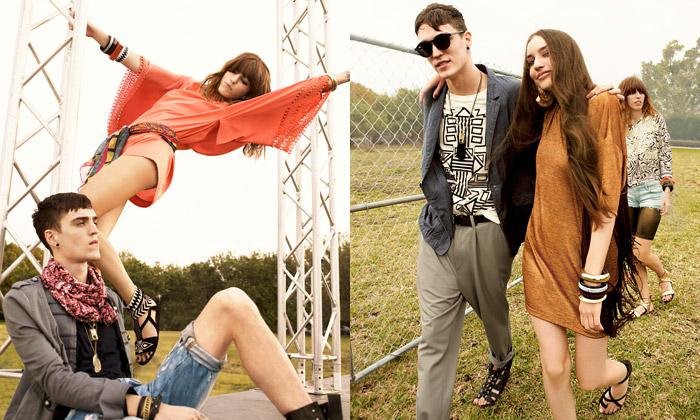 H&M bojuje festivalovou módní kolekcí proti AIDS