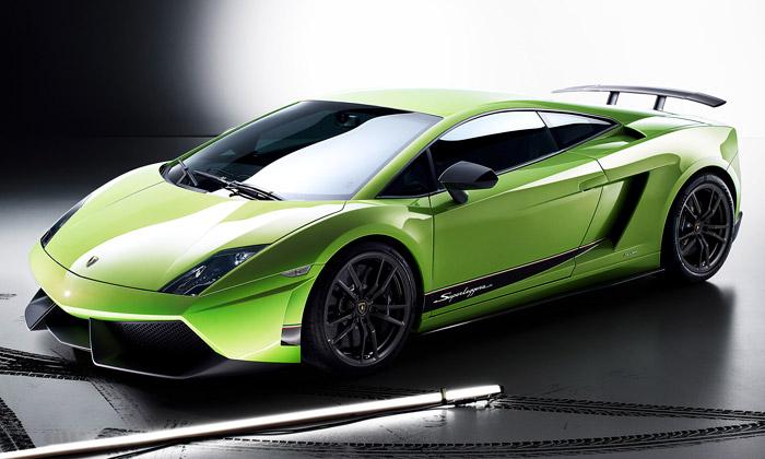 Lamborghini Gallardo 570-4 Superleggera uveden