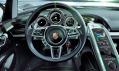 Ekologický supersportovní vůz Porsche 918 Spyder