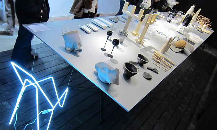 VŠUP připravila vMiláně designovou hostinu bohům