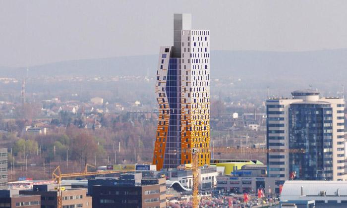 Nejvyšší budovou Česka bude brněnská AZ Tower