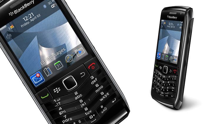 Nejmenší BlackBerry Pearl 3G nabízí dvě klávesnice