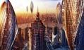 Vincent Callebaut ajeho vzducholodě Hydrogenase pro Šanghaj