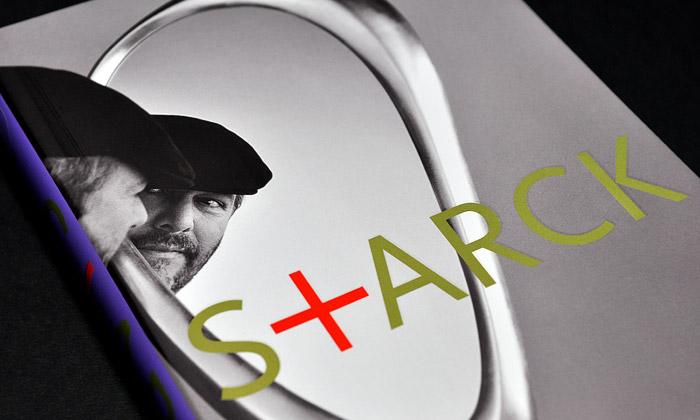 Philippe Starck vyšel vzatím kompletní monografii
