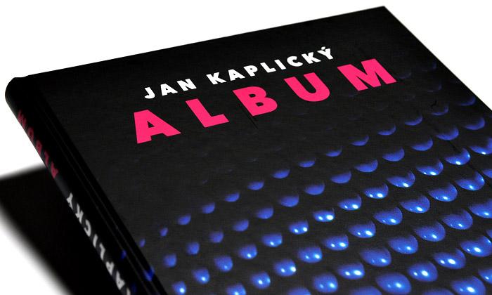 Jan Kaplický vknize myšlenek ainspirace Album