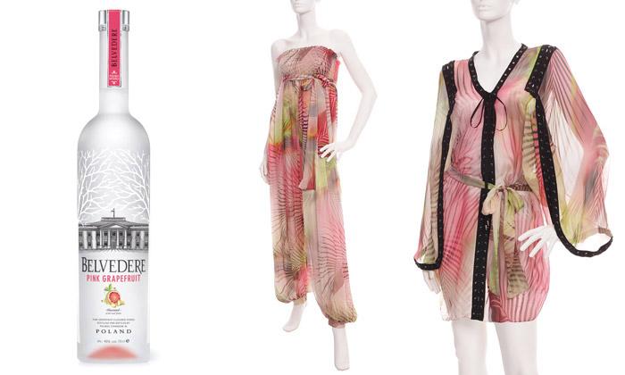 Matthew Williamson navrhl šaty vestylu Belvedere