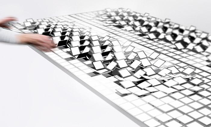 Philips uvádí první kolekcí OLED světel Lumiblade