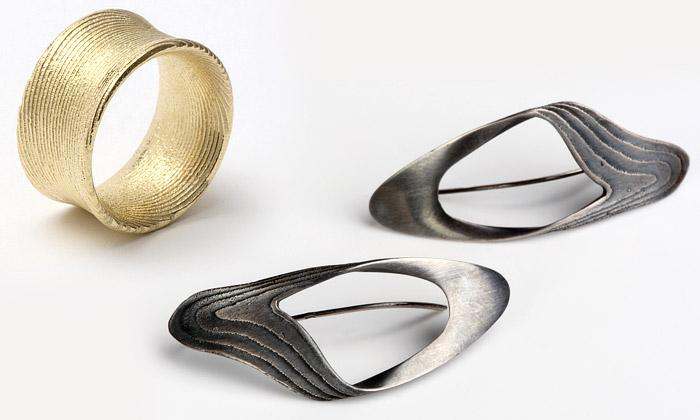 Šperkařka Věra Nováková tvoří zlinií avrstevnic