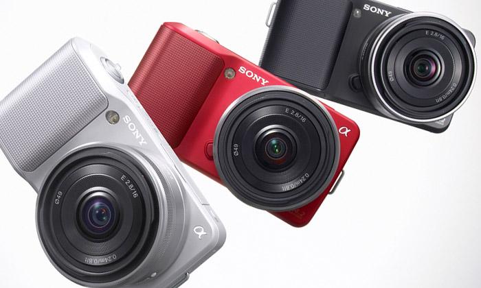 Sony uvádí nejmenší zrdcadlovky Nex-3 aNex-5