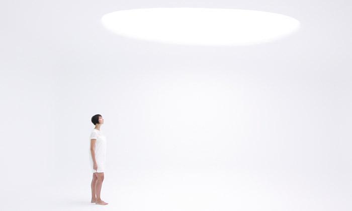 Toshiba předvedla nebeské LED světlo Lucèste
