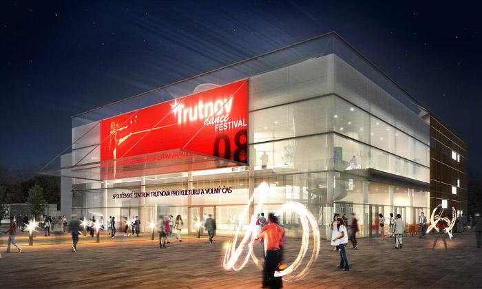 Trutnov má nové kulturní centrum jménem UFFO