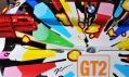 Jeff Koons a jeho v pořadí sedmnácté BMW Art Car