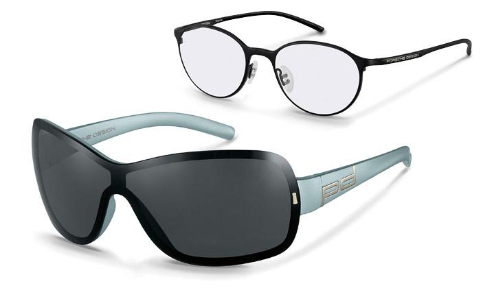 Porsche Design uvádí titanovou kolekci brýlí naléto