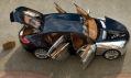Prvně představená verze vozu Bugatti 16C Galibier