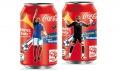 Kolekce 12 plechovek Coca-Cola k příležitosti mistrovství světa ve fotbale 2010