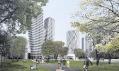 Nový mrakodrap City Epoque v rámci projektu City Pankrác