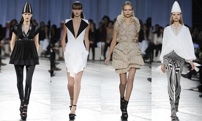 Givenchy má letošní kolekce odvážné aplné vzorů