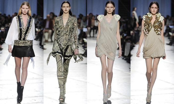Givenchy má letošní kolekce odvážné a plné vzorů