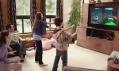 Ukázka možností konzole Xbox 360 s ovládacím pohybovým senzorem Kinect