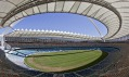 Nový stadion Moses Mabhida v Jihoafrické republice