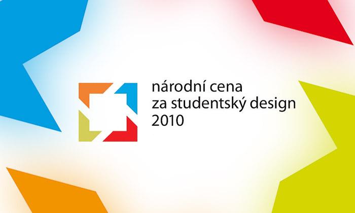 Vyhlášena Národní cena za studentský design 2010
