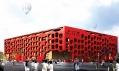 Turecko ajeho pavilon nasvětové výstavě Expo 2010 včínské Šanghaji