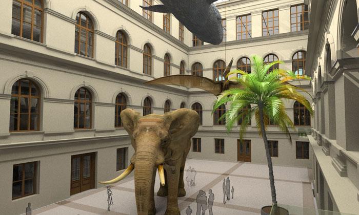 Národní muzeum bude mít nové expozice itunel