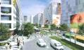 Žižkov City podle návrhu Sekyra Group