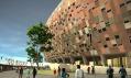 Staronový stadion Soccer City v Johannesburgu v Jihoafrické republice