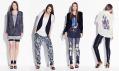 Hlavní dámská módní kolekce značky Acne na jaro a léto 2010