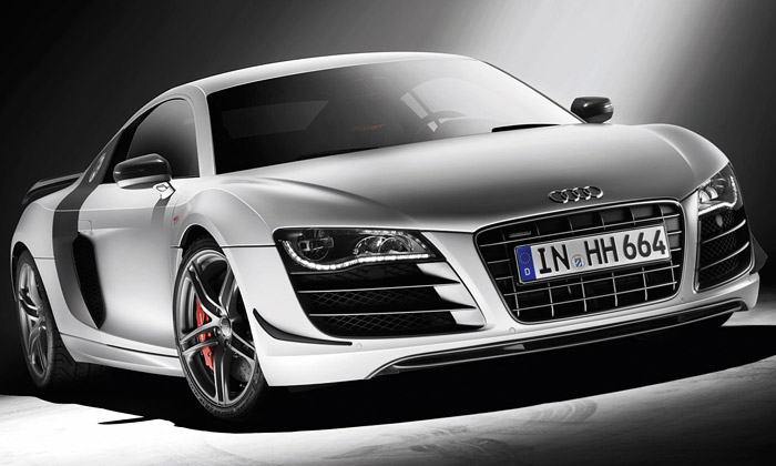 Audi R8 GT prodáváno vlimitované edici 333 kusů