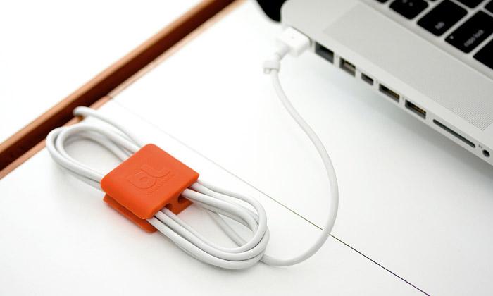 BlueLounge umí sCableClip uspořádat každý kabel